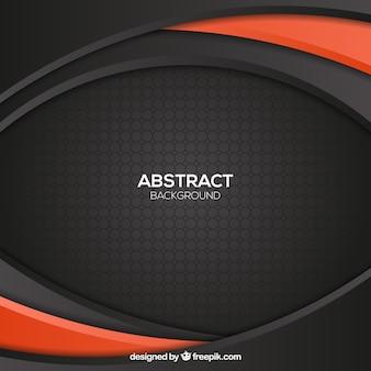 Fondo abstracto con textura negra