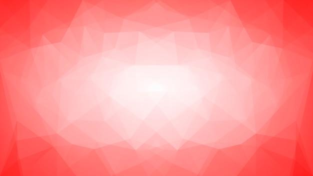 Fondo abstracto triángulo degradado