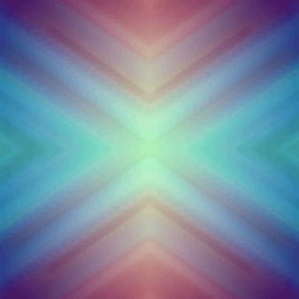 Fondo abstracto con una x