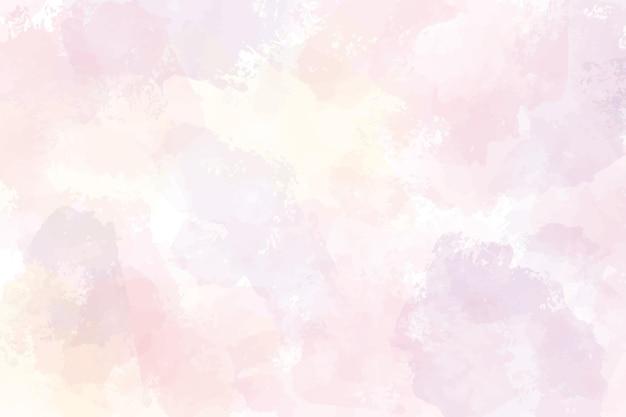 Fondo de acuarela de salpicaduras de lavado húmedo de caramelo dulce de color arco iris