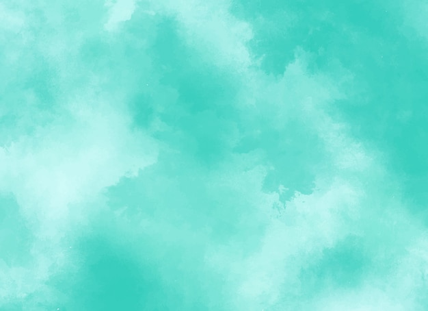 Fondo de acuarela verde pastel. textura grunge pintura de arte digital
