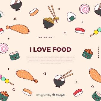 Fondo de alimentos