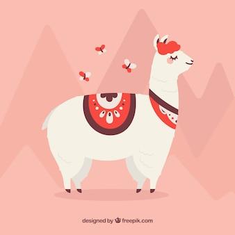 Fondo de alpaca