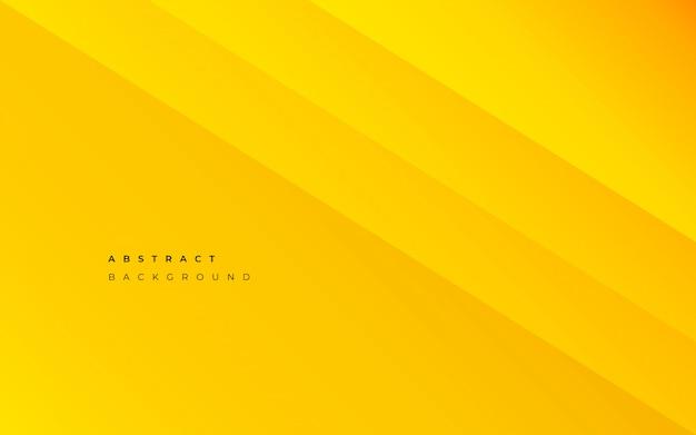 Fondo amarillo abstracto