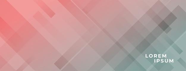 Fondo ancho abstracto con diseño de efecto de líneas diagonales