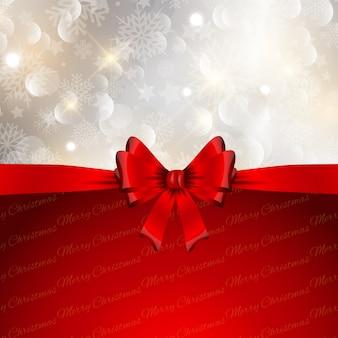 Fondo del arco de navidad