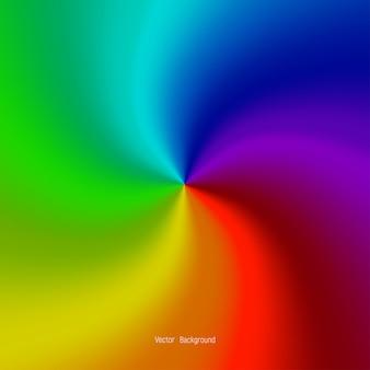 Fondo de arcoiris fondo moderno simple arco iris largo. fondo abstracto del arco iris.