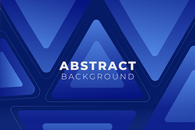 Fondo azul clásico abstracto