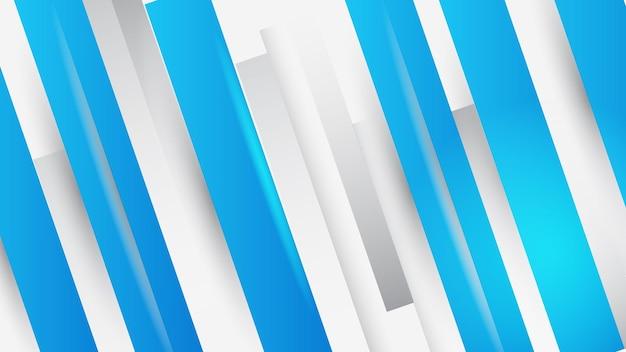 Fondo azul con concepto corporativo moderno. fondo abstracto azul del círculo de la capa de papel. las curvas y líneas se utilizan para banner, presentación, portada, póster, papel tapiz, diseño con espacio para texto.