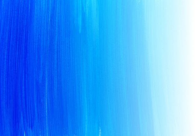 Fondo azul hermoso de la textura de la acuarela