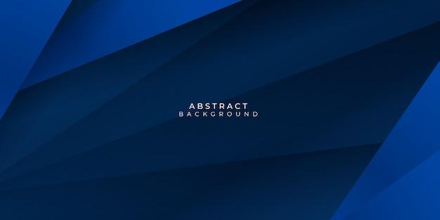 Fondo azul moderno abstracto