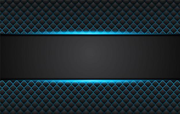 Fondo azul negro.