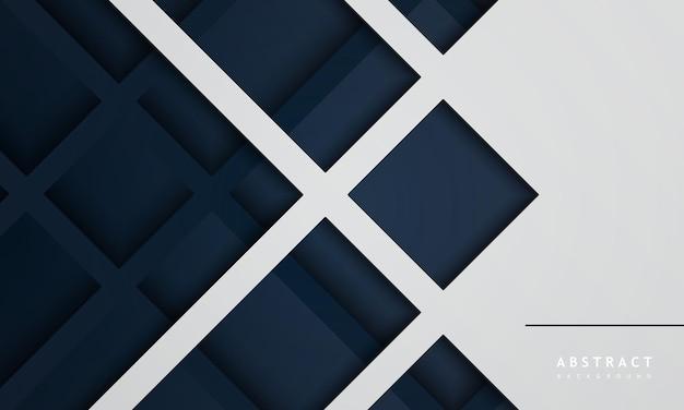 Fondo azul oscuro abstracto con fondo de tecnología con textura de línea