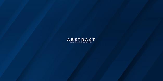 Fondo azul oscuro moderno abstracto