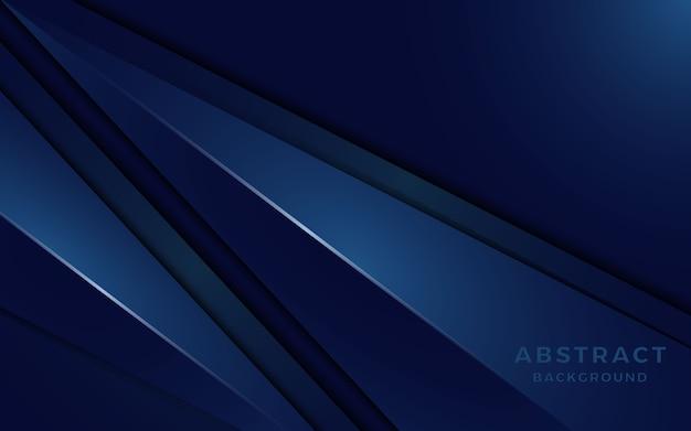 Fondo azul superposición abstracta.