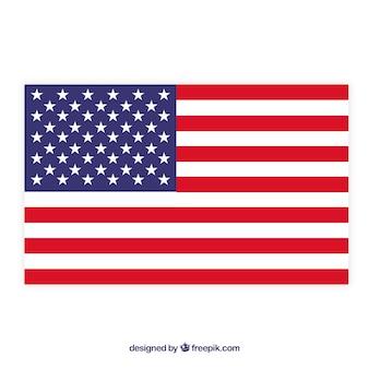 Fondo de bandera americana