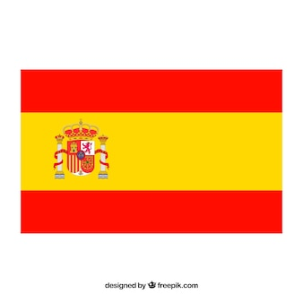 Fondo de bandera española