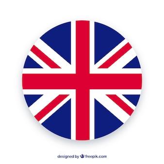 Fondo de bandera del reino unido