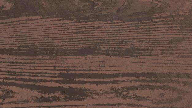 Fondo de banner de blog de madera de nogal