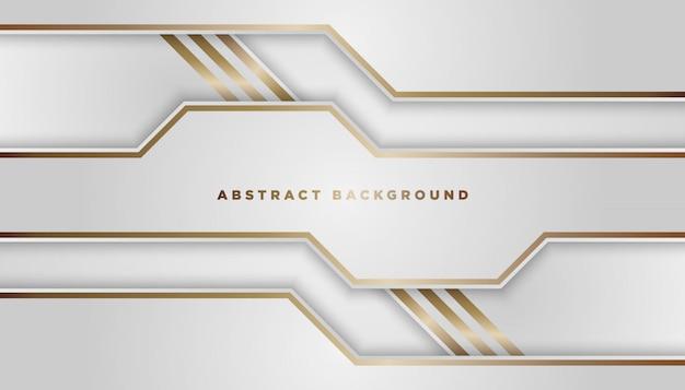 Fondo blanco abstracto capas superpuestas.