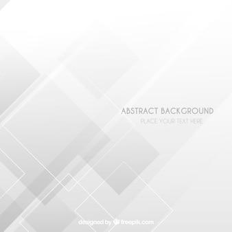 Fondo blanco abstracto