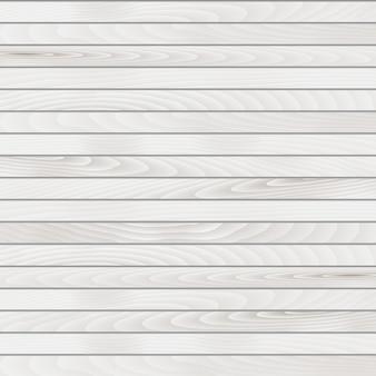 Fondo blanco de madera