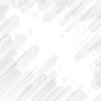 Fondo blanco diagonal gris geométrico abstracto.