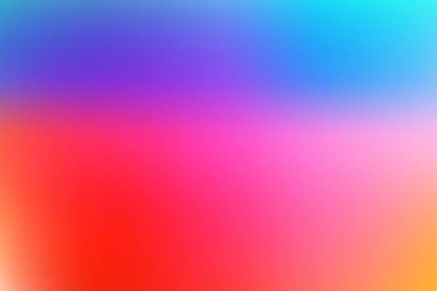 Fondo borroso colorido abstracto