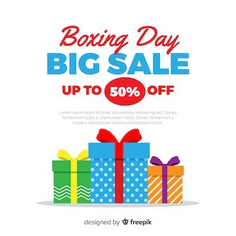 Fondo boxing day sale