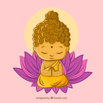 Fondo de buddha
