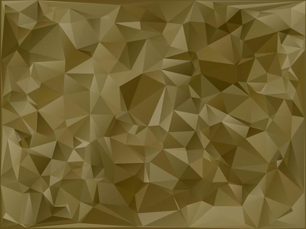 Fondo de camuflaje militar abstracto hecho de formas geométricas de triángulos.estilo poligonal.