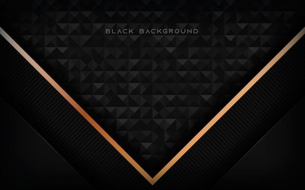Fondo de capa de superposición de textura de triángulo abstracto