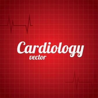 Fondo de cardiología