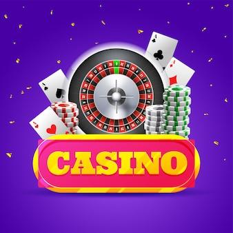 Fondo del casino.