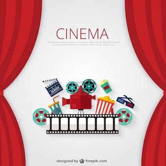 Fondo de cine