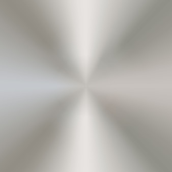 Fondo circular de metal