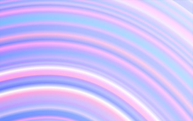 Fondo de color de forma líquida de onda