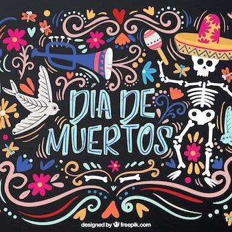 Dia De Los Muertos Fotos Y Vectores Gratis