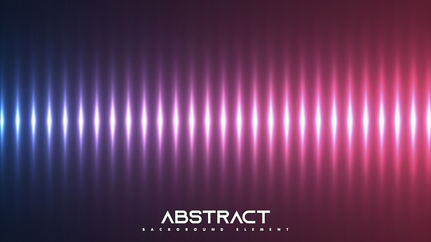 Fondo colorido con espectro luminoso
