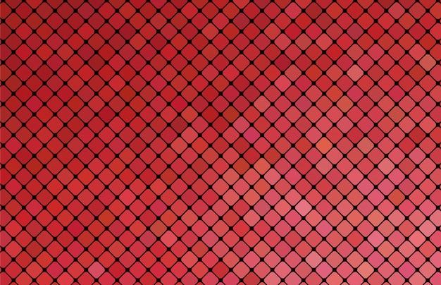 Fondo colorido mosaico