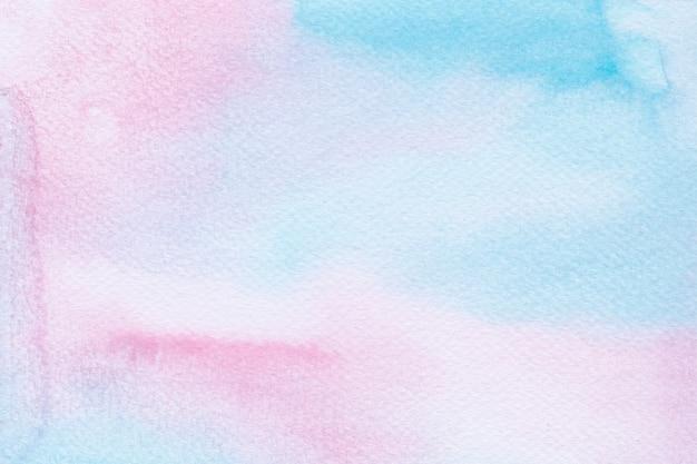 Fondo colorido unicornio acuarela. fondo del arco iris