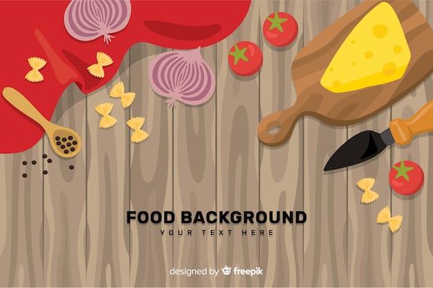 Fondo de comida