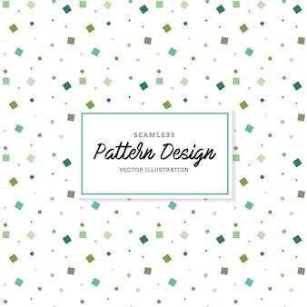 Fondo con patrón de cuadrados multicolor