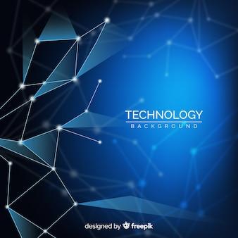 Fondo concepto tecnología