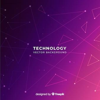 Fondo concepto tecnológico