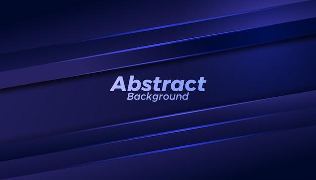 Fondo creativo elegante abstracto