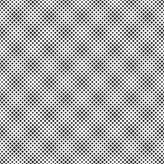 Fondo cuadrado diagonal abstracto blanco y negro