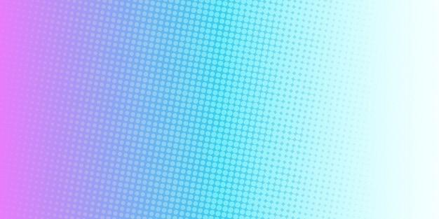 Fondo de cubierta de semitono de hermoso color vibrante