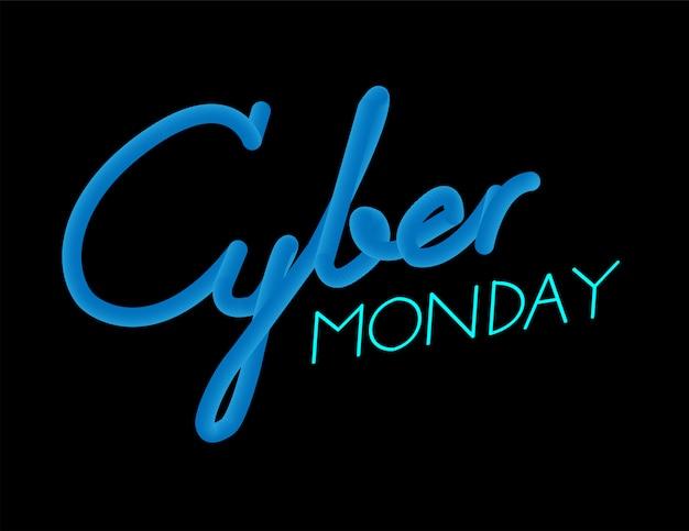Fondo de cyber lunes