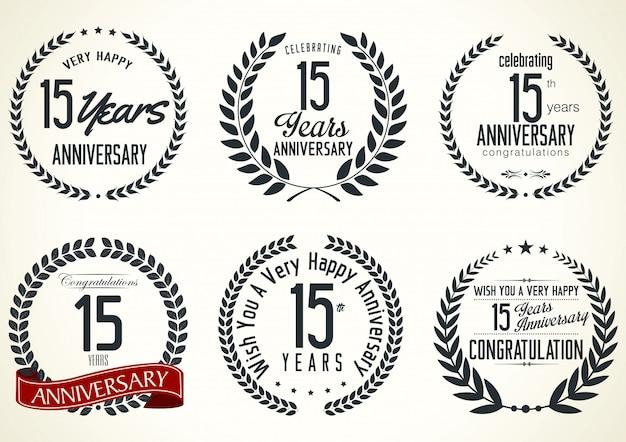 Logotipo Para 15 Anos: Fotos Y Vectores Gratis